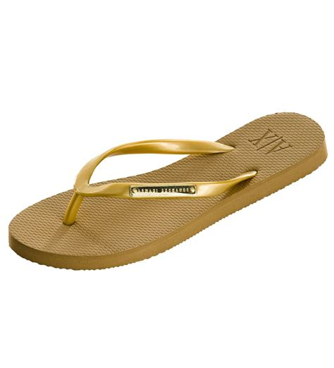 armani exchange slippers armani exchange logo plate flip flop gold armani shoes