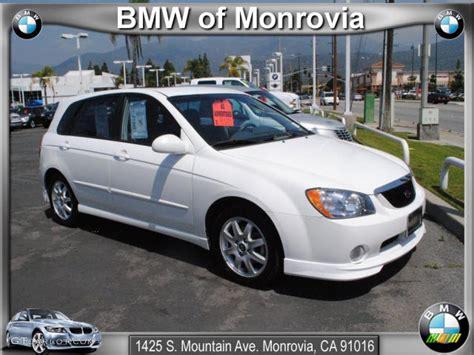 2006 Kia Spectra 5 by 2006 Clear White Kia Spectra Spectra5 Hatchback 47965988