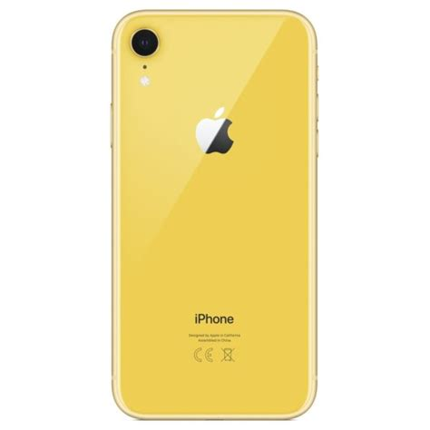 buy apple iphone xr 128gb yellow pre order price specifications features sharaf dg