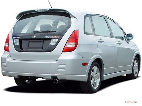 2003 Suzuki Aerio Sx Wagon Image 2003 Suzuki Aerio 4 Door Wagon Sx 2 0l Manual