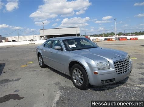 Used 2007 Chrysler 300 by Used 2007 Chrysler 300 Touring Sedan 4 Door Sedan For Sale