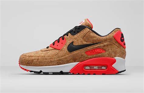 Nike Air 1 Infrared Cork nike air max 90 quot infrared cork quot 25th anniversary date de