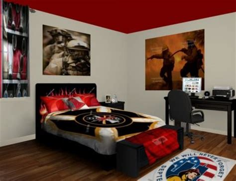 1000 ideas about firefighter bedroom on