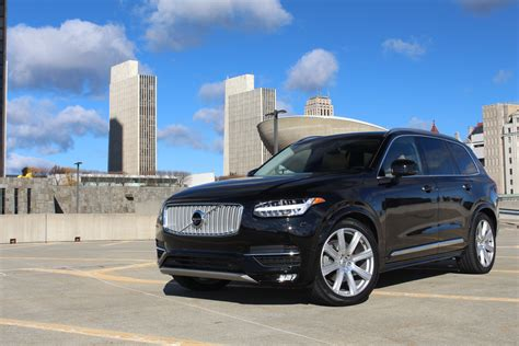 volvo test drive test drive 2016 volvo xc90 takes on the bmw x5