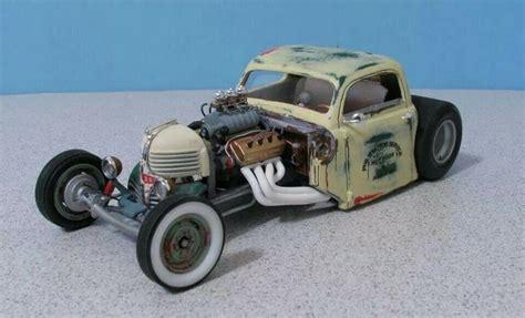 Handmade Model Cars - custom rod model cars model car stuff