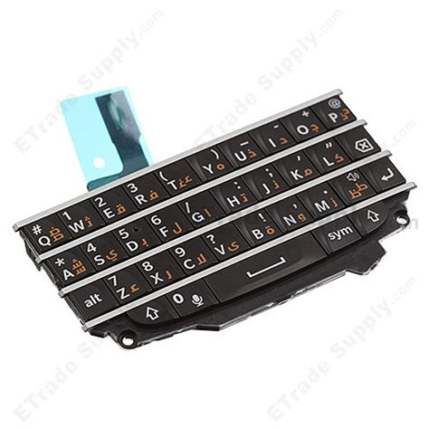 Bb Q10 Keypad blackberry q10 keypad and keyboard assembly arabic etrade supply