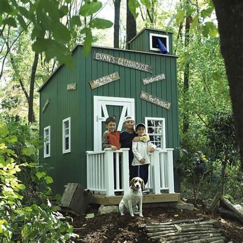 boys playhouse coolest playhouses for in the madhouse