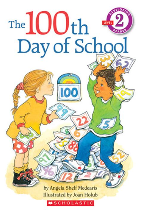 100 days of consistency books the 100th day of school by angela shelf medearis reviews