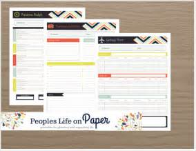 Vacation Planner Template Vacation Planning Template 8 Download Free Documents In Pdf Psd