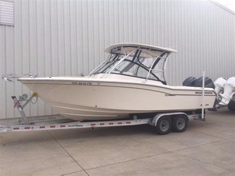 used grady white boats for sale in ohio grady white 255 freedom boats for sale in ohio