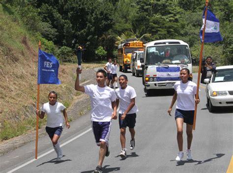 antorcha de independencia la fragua antorcha de la independencia ingresa a suelo nicarag 252 ense