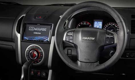 isuzu dmax interior redesigned isuzu d max 2017 will be released in february