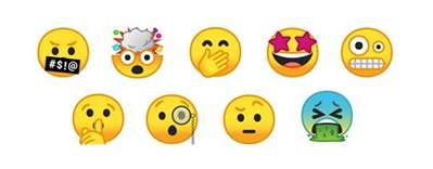 l emoji android o signe la mort de l 233 moji quot blob quot un changement qui divise frandroid