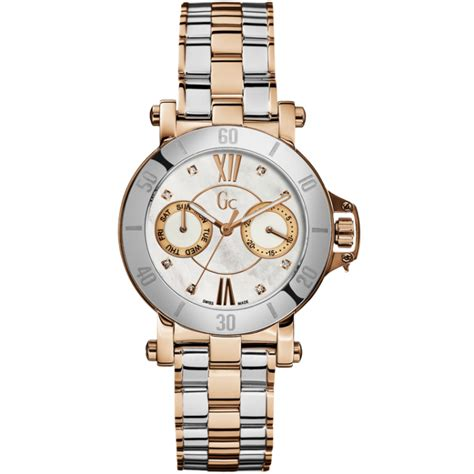 Guess Gc Hs156 Wb For montre guess collection femme