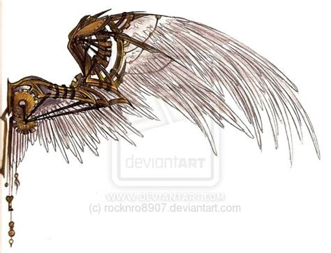 biomechanical tattoo calgary 170 best steunk backpacks wings images on pinterest