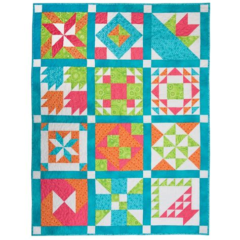 Accu Quilt by Accuquilt Go Fabric Cutter 3 Quot Finished Half Square