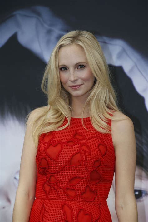 Candice Ls by Candice Accola The Diaries Photocall At 2015