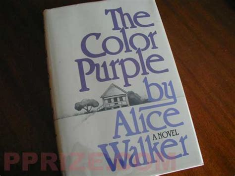 the color purple book ebay edition points to identify the color purple by