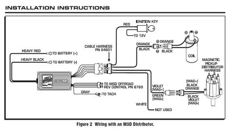 wiring diagram for distributor wiring diagram with