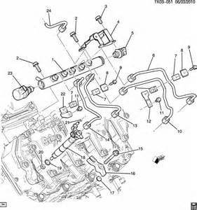 Duramax Lmm Exhaust System Diagram Lml Duramax Fuel System Problems Lml Free Engine Image