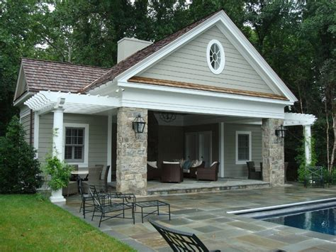 Garage Pool House Plans Add A Pool House Tipton Pools Knoxville