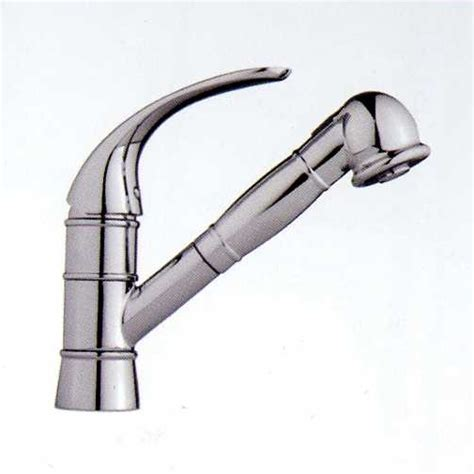 kitchen faucets with sprayer in head lsh faucet co 88403 kitchen faucet w pull out spray head