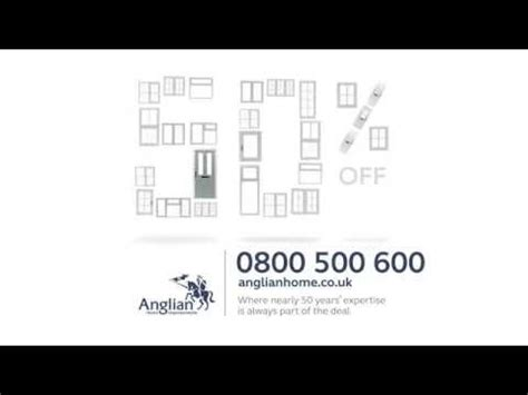 anglian home improvements tv advert october 2015