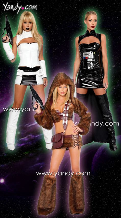 sexy chewbacca costume geekologie