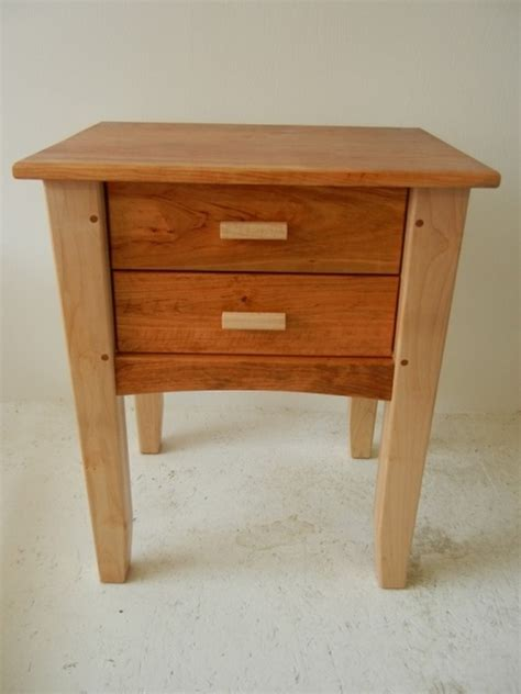 End Table With Drawers by Pallet End Tables With Drawers Recycled Things