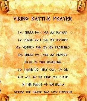 norse prayer viking prayer 13th warrior in runic on my back this is