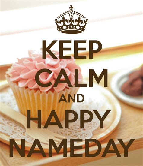 day names keep calm and happy nameday poster dida keep calm o matic