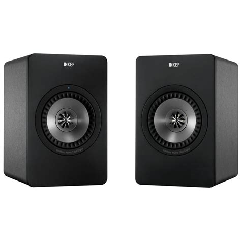 kef x300a wireless active speakers with airplay pair