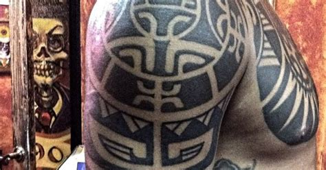 tattoo removal eastbourne marquesan style tribaltattoos tattoos shoulder