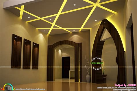 living dining wash area  kitchen kerala home design  floor plans