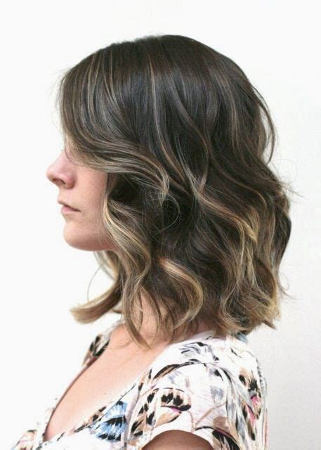 how to ombre shoulder length hair shoulder length ombre hair hair play pinterest