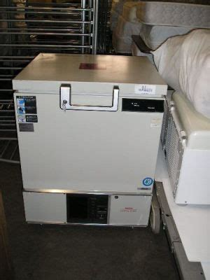Chest Freezer Sanyo Sf C21kp used sanyo mdf 192 refrigerator freezer for sale dotmed