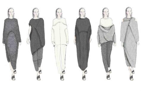 fashion illustration line up 2014 graduation fashion show designers mazuki dale beevers and seth