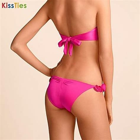 Handmade Bikinis - kissties 174 s pretty handmade applique