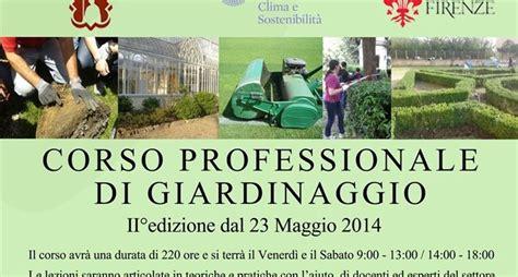 corso per giardiniere corsi giardinaggio giardinaggio scelta corso di