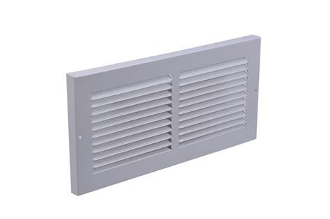Baseboard Return Air Grille 32x8 Exhaust Air Grille