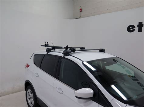 Your Escape From The Boring Black Carrier by Thule Circuit Xt Roof Bike Rack Fork Mount Cl On