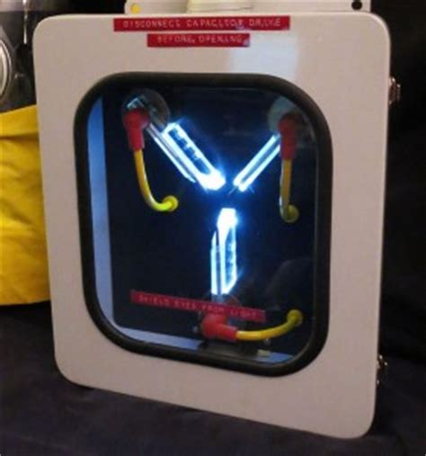 how to read flux capacitor channel the power of the delorean with the new flux capacitor car charger