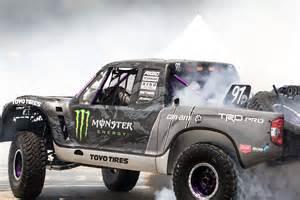 bj baldwin trades in his silverado trophy truck for a