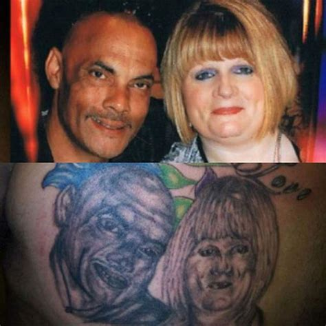 worst couple tattoos more bad tattoos that will leave you shaking your