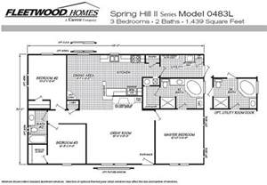 fleetwood mobile homes floor plans available fleetwood manufactured home and mobile floor plans 450170 171 gallery of homes