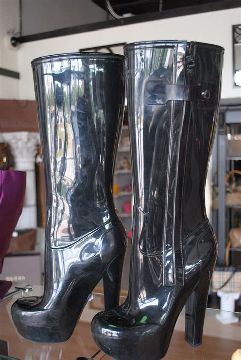 high heel rainboots louis vuitton rainboots 2 freya s world of high