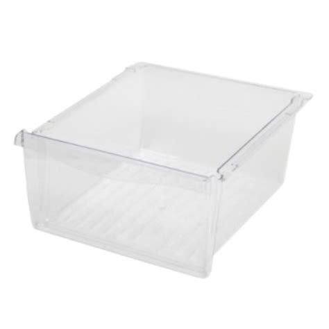 Water Crisper Drawers In Refrigerator 67002633 whirlpool refrigerator crisper drawer ebay
