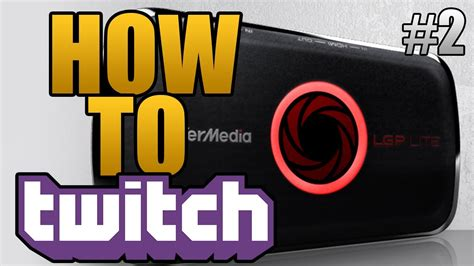 How To Win Twitch Giveaways - how to twitch 2 livestreaming equipment avermedia giveaway youtube