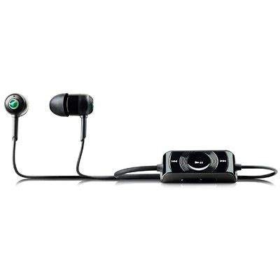 Headset Sony Ericsson Xperia Sony Mh810 Wired Headsets