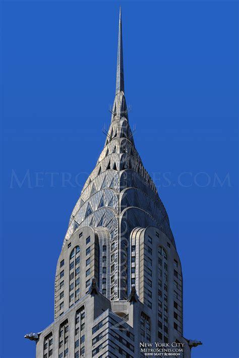 Chrysler Building Top by Top Of The Chrysler Building Metroscenes New York